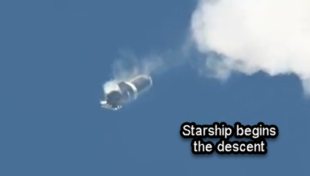 spacex starship hop 6